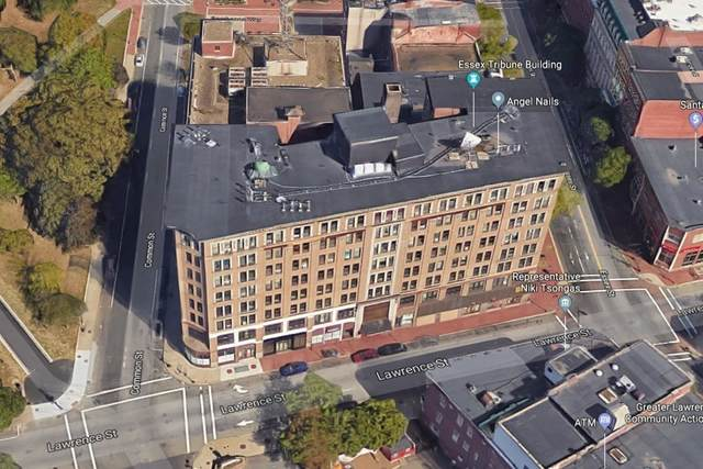 11 Lawrence St #804, Lawrence, MA 01840 (MLS #72783354) :: DNA Realty Group