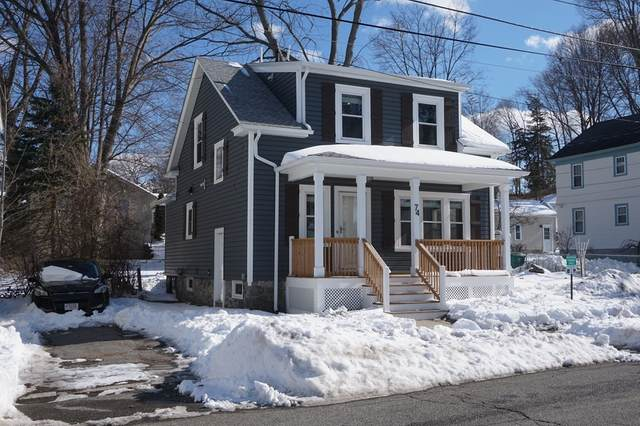 74 Foster Street, Lowell, MA 01851 (MLS #72783386) :: The Gillach Group