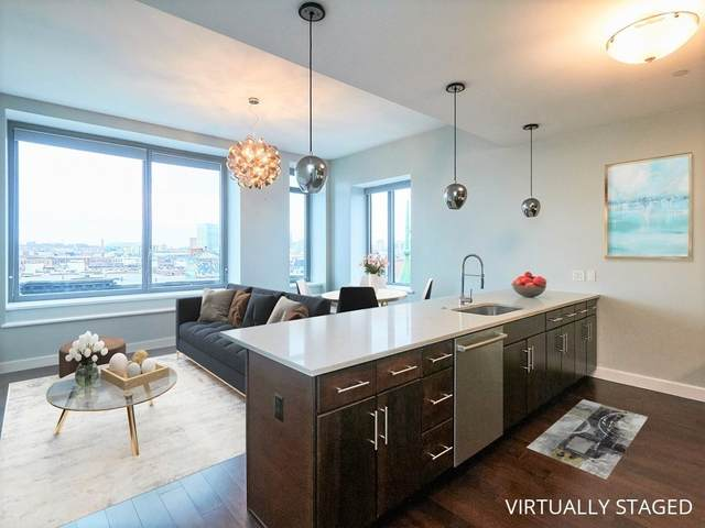 43 Westland Ave #601, Boston, MA 02115 (MLS #72783416) :: The Gillach Group
