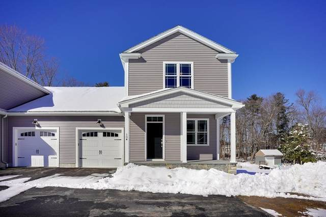 6-1 Pioneer Lane #1, Auburn, MA 01501 (MLS #72783683) :: The Duffy Home Selling Team