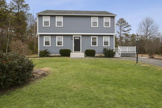 29 Lawrence Rd, Plymouth, MA 02360 (MLS #72783836) :: Revolution Realty