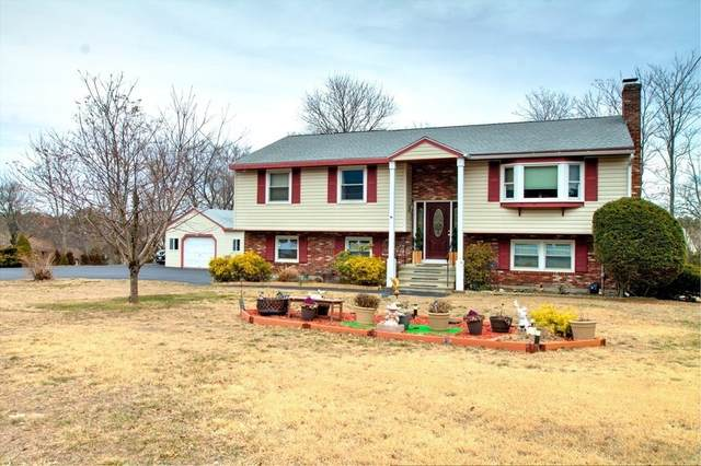 143 North Rd, Chelmsford, MA 01824 (MLS #72783891) :: The Duffy Home Selling Team