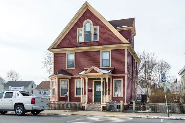 524 Main St, Woburn, MA 01801 (MLS #72783963) :: Exit Realty