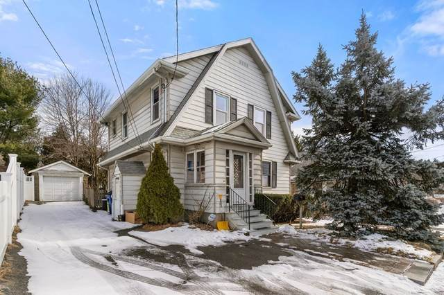 212 Granite Ave, Milton, MA 02186 (MLS #72784139) :: The Gillach Group