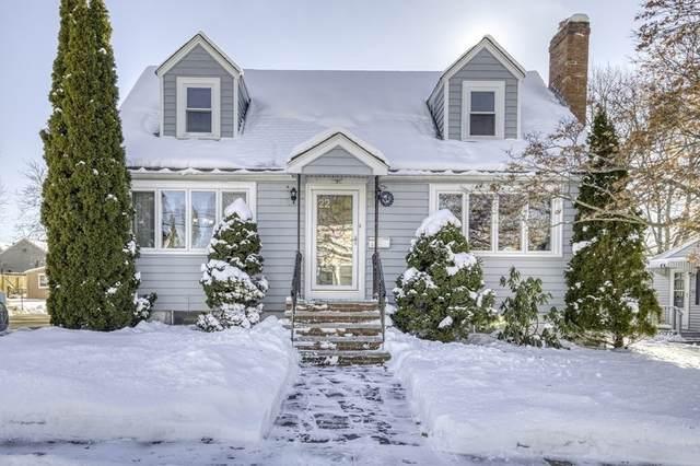 22 Olive St, Winchester, MA 01890 (MLS #72784275) :: Westcott Properties