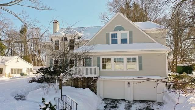 23 Hutchinson Rd, Winchester, MA 01890 (MLS #72784421) :: Westcott Properties