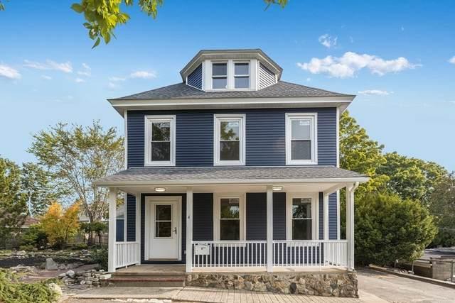 4 Ridgeway St, Winchester, MA 01890 (MLS #72784496) :: Westcott Properties