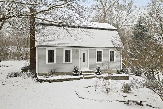 47 Cary Rd, Plymouth, MA 02360 (MLS #72784544) :: The Gillach Group