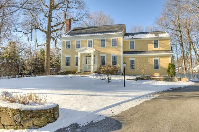 37 Chestnut St, North Andover, MA 01845 (MLS #72784550) :: The Gillach Group