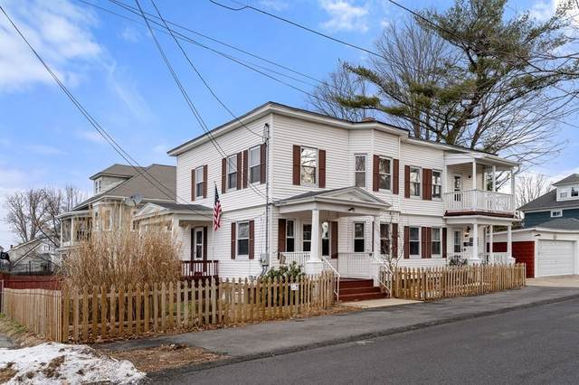 50 Germain Ave, Haverhill, MA 01835 (MLS #72784605) :: Trust Realty One