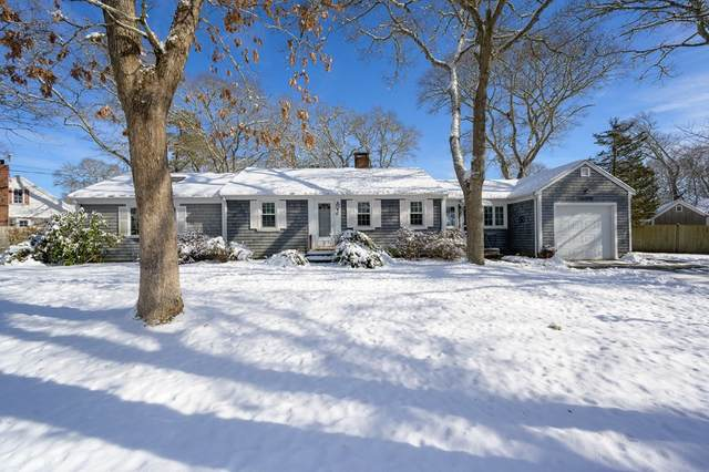 16 Olney Rd, Bourne, MA 02532 (MLS #72784728) :: Conway Cityside