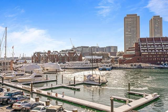 39 Commercial Wharf #4, Boston, MA 02110 (MLS #72784850) :: DNA Realty Group