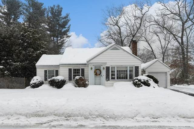37 Sylvan Ave, Chelmsford, MA 01824 (MLS #72784958) :: The Gillach Group