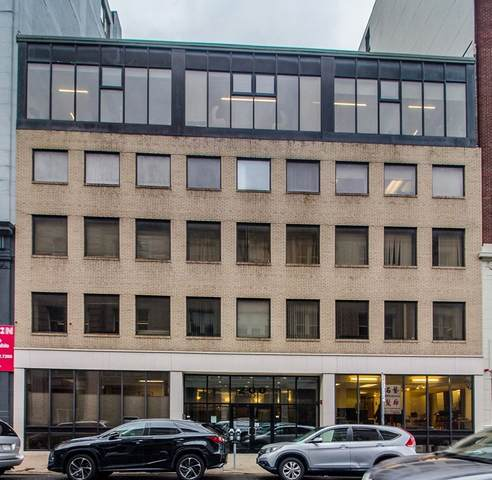 200 Lincoln Street #302, Boston, MA 02111 (MLS #72784974) :: The Duffy Home Selling Team