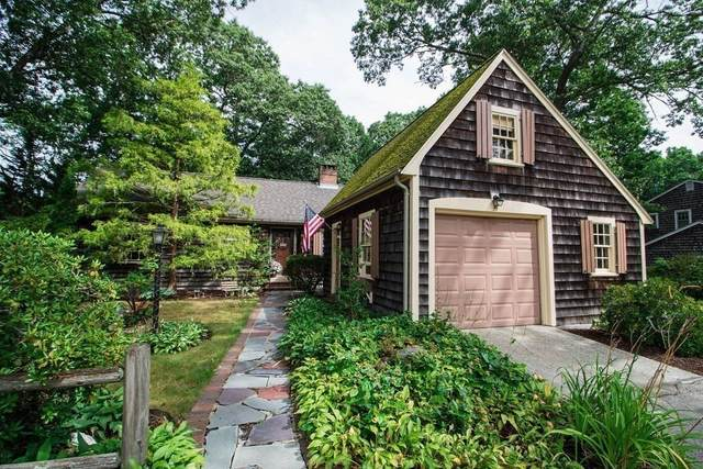 28 Berlin St, Rockland, MA 02370 (MLS #72785033) :: The Gillach Group