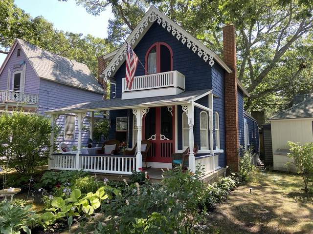 1 Cottage Park, Oak Bluffs, MA 02557 (MLS #72785350) :: Conway Cityside