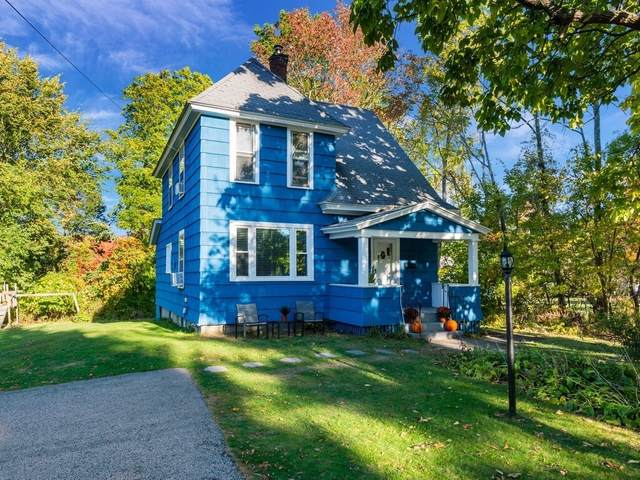 152 Moreland St, Worcester, MA 01609 (MLS #72785372) :: The Gillach Group