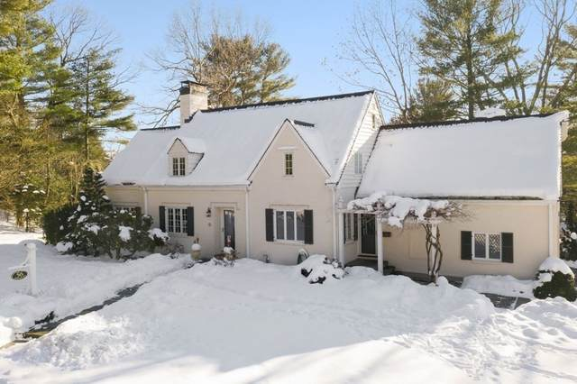 56 Arnold Rd, Wellesley, MA 02481 (MLS #72785499) :: The Duffy Home Selling Team