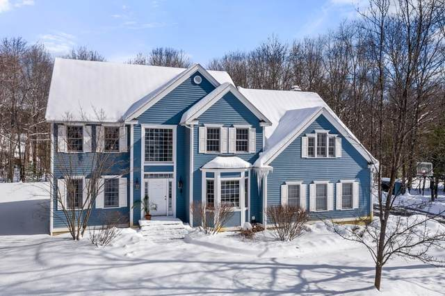 33 Whispering Way, Stow, MA 01775 (MLS #72785500) :: The Gillach Group