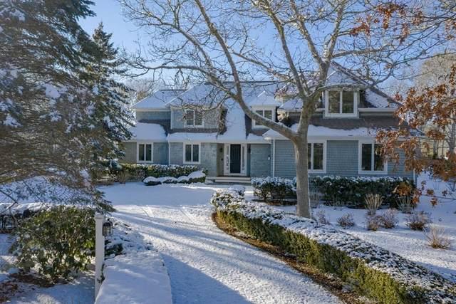 35 Shore Drive West, Mashpee, MA 02649 (MLS #72785602) :: Conway Cityside
