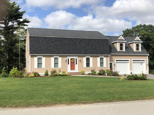 9 Quaker Ln, Bourne, MA 02532 (MLS #72785668) :: The Gillach Group