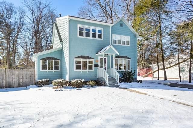 171 Pond, Sharon, MA 02067 (MLS #72785680) :: Westcott Properties
