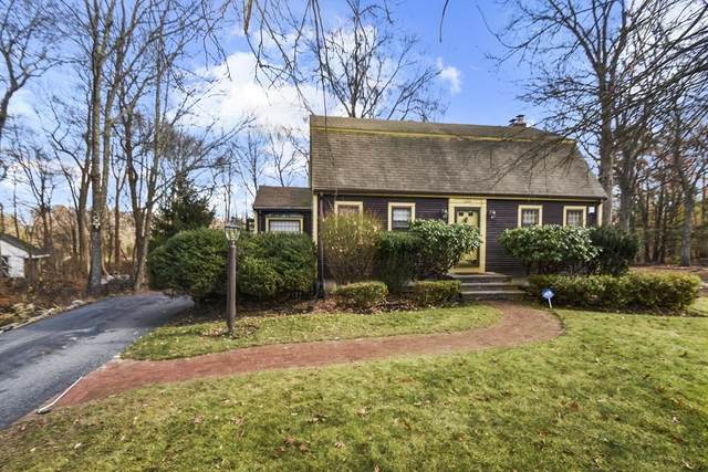 253 Central St, Avon, MA 02322 (MLS #72785722) :: Trust Realty One