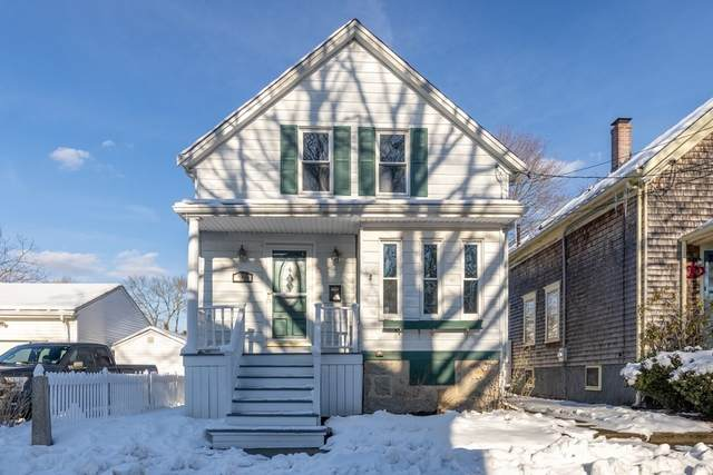 27 Mulberry St, Fairhaven, MA 02719 (MLS #72785725) :: Revolution Realty