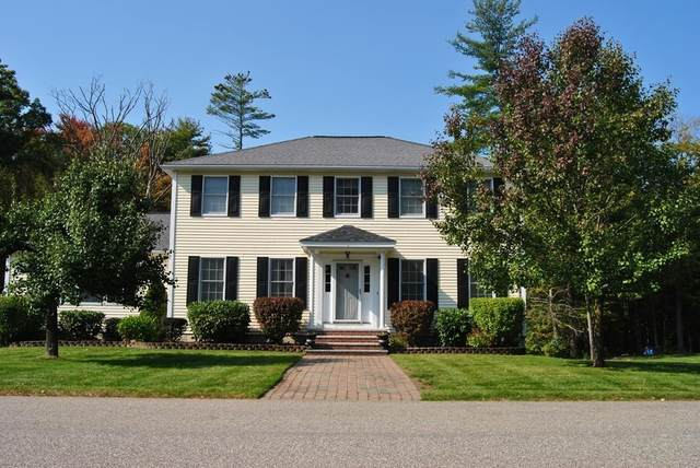15 Randall Drive, Seabrook, NH 03874 (MLS #72785808) :: The Duffy Home Selling Team
