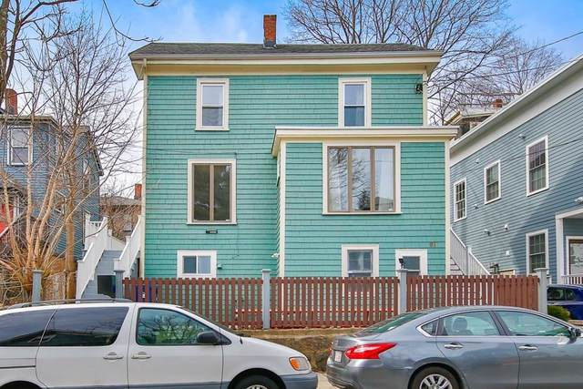 97 Forbes St., Boston, MA 02130 (MLS #72785888) :: DNA Realty Group