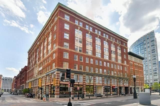 181 Essex Street #304, Boston, MA 02111 (MLS #72786165) :: East Group, Engel & Völkers