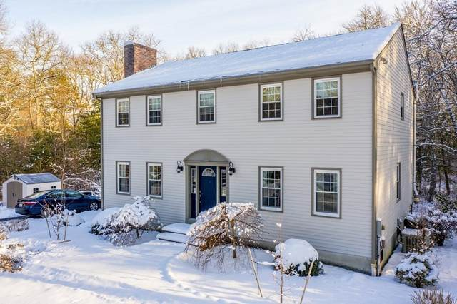 27 Red Oak Lane, Dartmouth, MA 02747 (MLS #72786446) :: The Duffy Home Selling Team