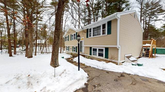 2 Stone Hill Drive, Ipswich, MA 01938 (MLS #72786509) :: The Gillach Group