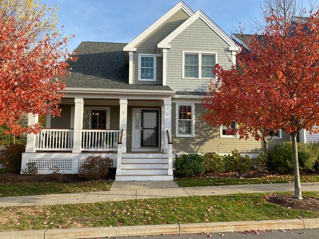 7 Townsend Rd #7, Hudson, MA 01749 (MLS #72786534) :: The Duffy Home Selling Team