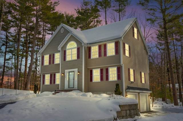 326 Woburn Street, Wilmington, MA 01887 (MLS #72786611) :: The Duffy Home Selling Team