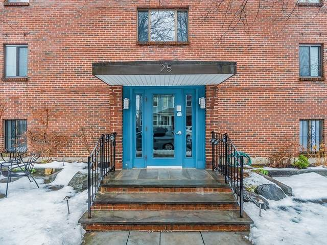 25 Linden Ave #11, Somerville, MA 02143 (MLS #72786624) :: The Duffy Home Selling Team