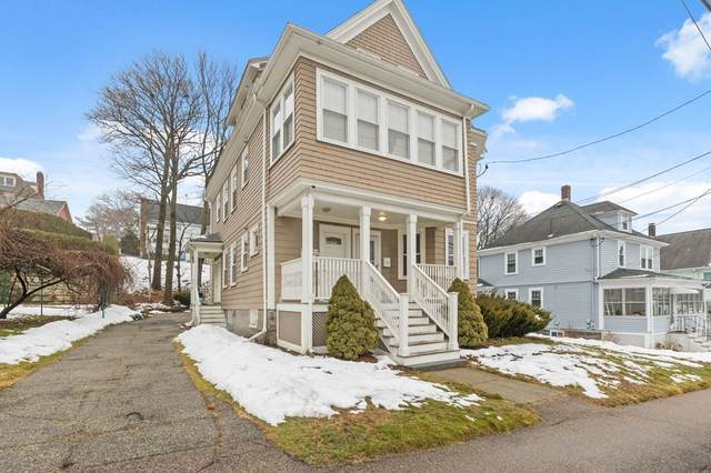 172 Glendale Rd #172, Quincy, MA 02169 (MLS #72786635) :: The Gillach Group