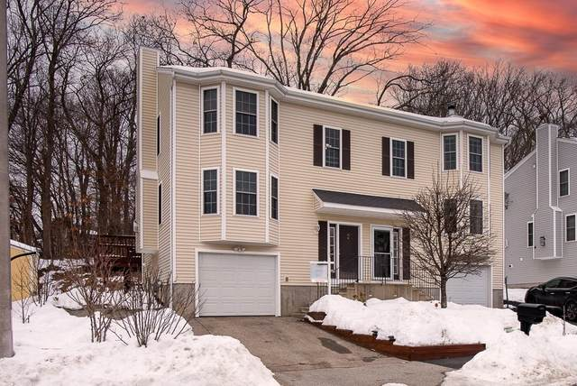 16 Lilac, Worcester, MA 01607 (MLS #72786701) :: Maloney Properties Real Estate Brokerage
