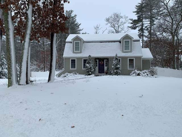 9 Tindale Way, Hanover, MA 02339 (MLS #72786810) :: The Gillach Group