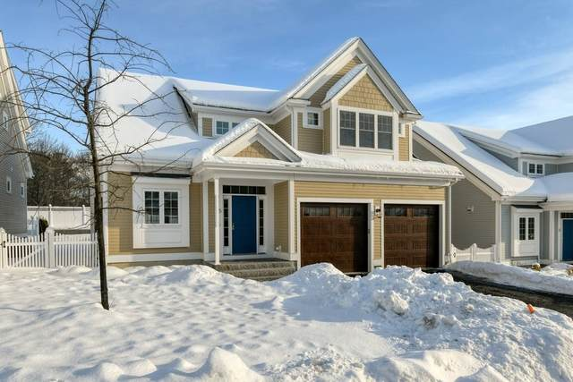 5 Stoneridge Way #5, Medfield, MA 02052 (MLS #72786889) :: Revolution Realty