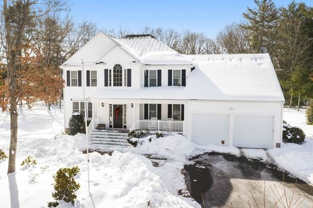 16 Michael Rd, Franklin, MA 02038 (MLS #72786967) :: The Gillach Group
