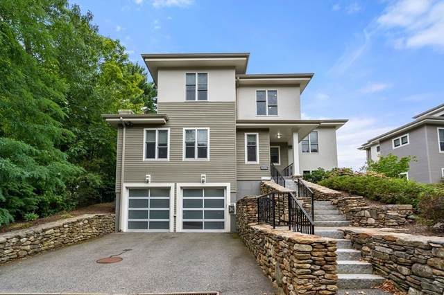 302 Allandale Rd, Brookline, MA 02467 (MLS #72787131) :: The Gillach Group