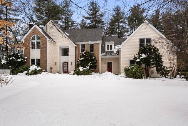 18 Cutler Farm Rd, Sudbury, MA 01776 (MLS #72787148) :: The Gillach Group