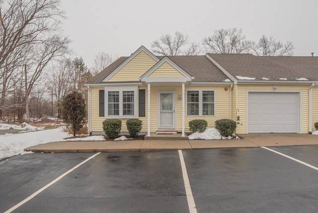 65 Bliss Av #1, Attleboro, MA 02703 (MLS #72787150) :: The Duffy Home Selling Team