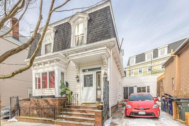 116 Eutaw Street, Boston, MA 02128 (MLS #72787175) :: Welchman Real Estate Group