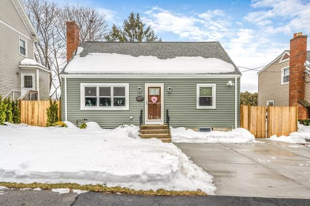 31 Marguerite Ave, Waltham, MA 02452 (MLS #72787186) :: DNA Realty Group