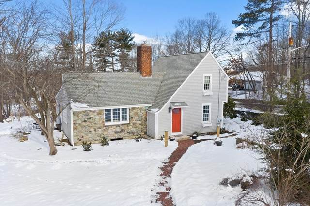 1 Park View Drive, Hingham, MA 02043 (MLS #72787205) :: The Duffy Home Selling Team
