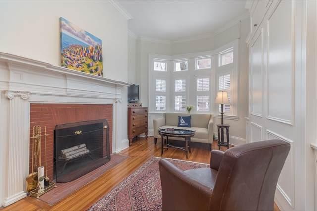 65 Mount Vernon St #1, Boston, MA 02108 (MLS #72787260) :: The Gillach Group