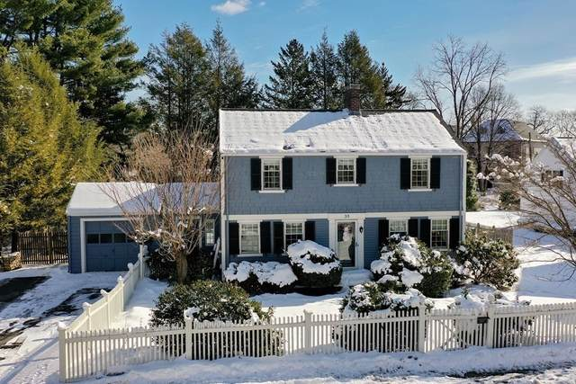 33 Cambridge St, Winchester, MA 01890 (MLS #72787293) :: Charlesgate Realty Group