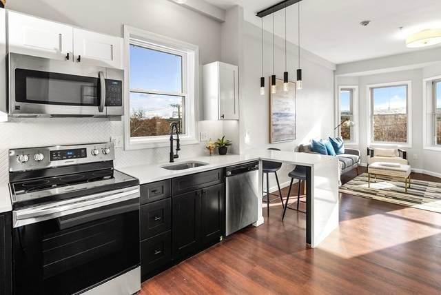 260 Bremen Street #2, Boston, MA 02128 (MLS #72787312) :: Boston Area Home Click